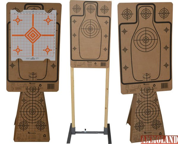 Ammoland Cardboard Target Photo