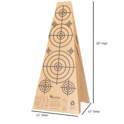 Target Cone with Dimensions