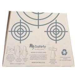 Target Cone Label Information