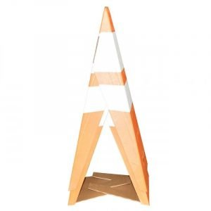 Safety Cones - Stacked