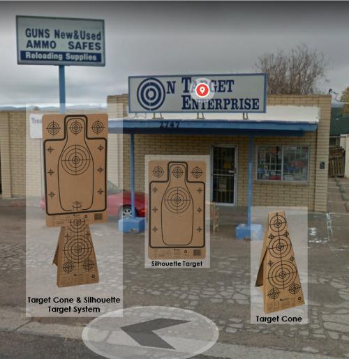 Re-Nine Safety, Shooting Targets in-stock at On Target Enterprise in Kingman, AZ